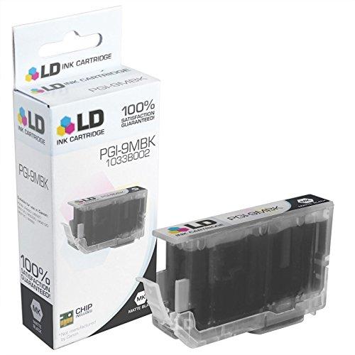 LD Compatible Ink Cartridge Replacement for Canon PGI-9MBK 1033B002 (Matte Black)