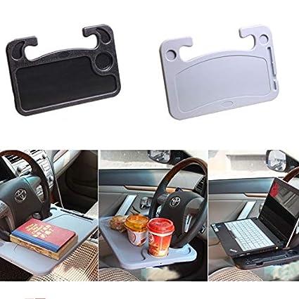Mesa de volante para coche, mesa de ordenador portátil, mesa de ...