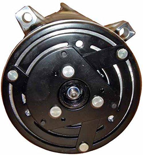 BEHR HELLA SERVICE 8FK 351 102-011 Compresor, aire acondicionado: Amazon.es: Coche y moto