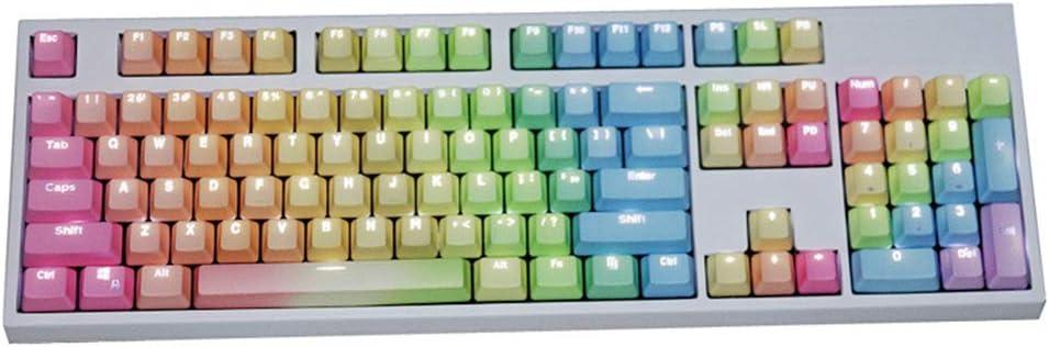 Changzhou 108 teclas OEM Keycaps, 1 juego de teclados ...
