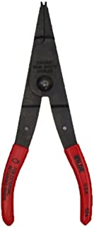 product image for Wilde Tool 524 External Retaining Ring Pliers-.070 Tip Straight Carded