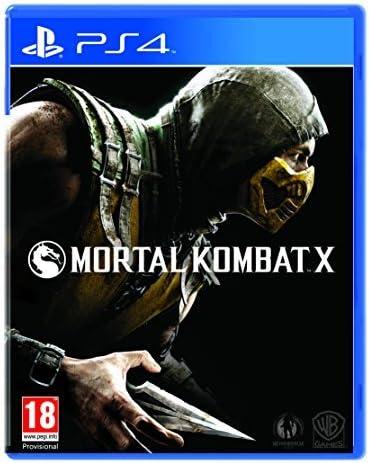 Mortal Kombat X (PS4) by Warner Bros.: Amazon.es: Videojuegos