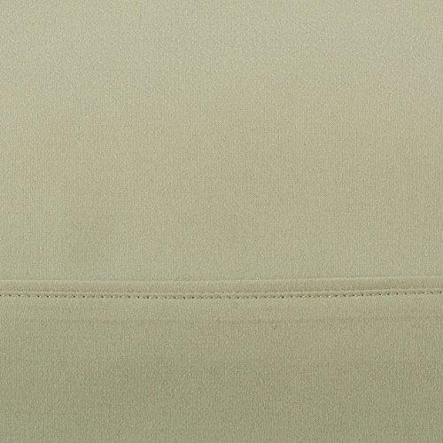 Amazonbasics Microfiber Sheet Set Twin Extra Long Olive