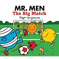 Mr. Men: The Big Match (Mr. Men & Little Miss Celebrations)