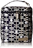 Ju-Ju-Be Classic Collection Fuel Cell Insulated Bottle and Lunch Bag, Dandy Lines