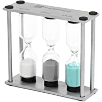 Bredemeijer Duet Classic Tea Timer, Stainless Steel, Silver, 3 x 9 x 8.1 cm