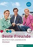 BESTE FREUNDE A2.2 Arb.+CD-ROM(ejerc.) (BFREUNDE)