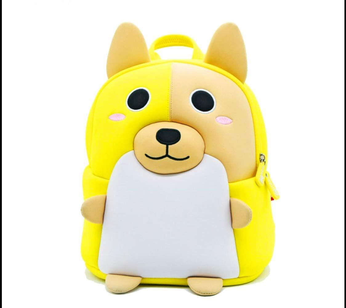 Rashelle Kids Backpack Nohoo, Kinderrucksack Gelb gelb