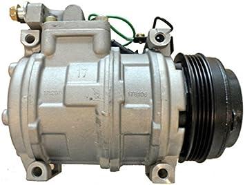 BEHR HELLA SERVICE 8FK 351 108-961 Compresor, aire acondicionado: Amazon.es: Coche y moto