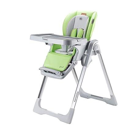 High chair Silla Alta para niños, Mesa y sillas de Comedor ...