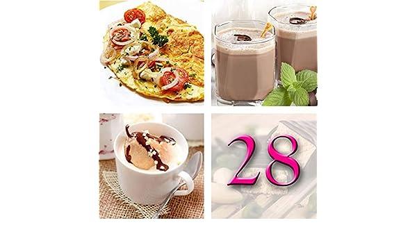 Régimen Adelgazante Hiperproteico Paquete 28 días 66 productos 1 coctelera y 1 guía de regalo - pérdida de peso optimizada en 4 semanas: Amazon.es: Salud y ...