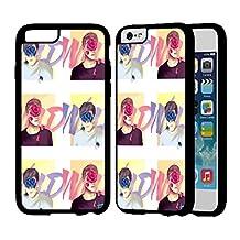 Danisnotonfire Amazing Phil IPhone Case Iphone 7 Plus Case Black Rubber IQ