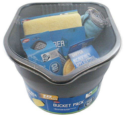 Carrand 94108VA Car Wash Bucket Kit (10 Piece)