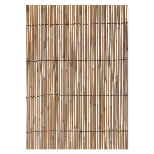 - Gardman R668 Reed Fencing, 13' Long x 6' 6