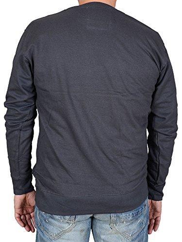 Soul Star - Sweatshirt - longsleeve - grau-S