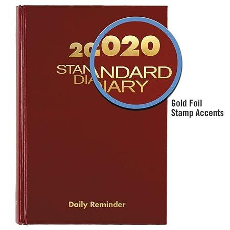 AT-A-Glance 2020 - Agenda estándar de recordatorio diario ...