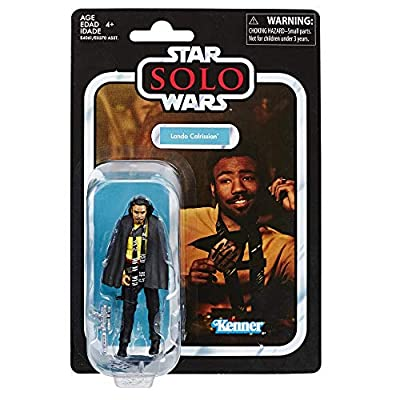 Star Wars The Vintage Collection Solo: A Story Lando Calrissian 3.75