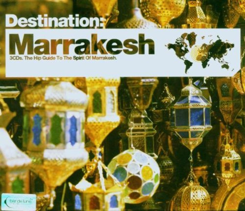 Destination: Marrakesh by Bar De Lune Singles