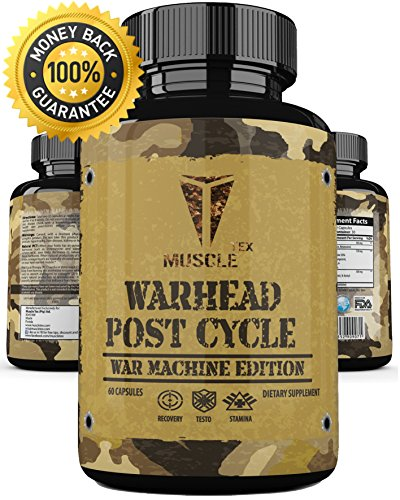 Pct Assist (_ WARHEAD POST CYCLE THERAPY_ Restore Hormonal Balance – PCT – Liver Health – Maintain Muscle Mass – Testosterone Production - Post Cycle Testosterone - Post Cycle 3x)