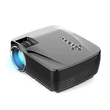 1080P proyector de 2.300 lúmenes proyector de vídeo Full HD (1920 ...