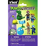 K'Nex Plants vs Zombies Mystery Blind Bags SERIES 2 (One Supplied) by K'Nex