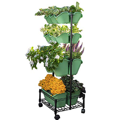 - Watex Mobile Green Wall (Double Frame, Spring Bouquet)