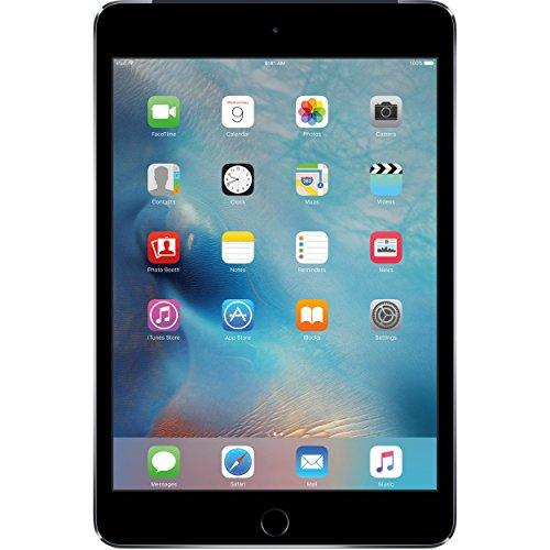 Apple iPad Mini 4 64gb Space Gray (Certified Refurbished)