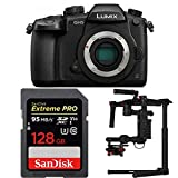 Beach Camera Panasonic LUMIX GH5 20.3MP 4K Mirrorless Digital Camera with WiFi and DJI Ronin M 3-Axis Brushless Gimbal Stabilizer and Sandisk Pro 128GB SDXC Memory Card Bundle Review