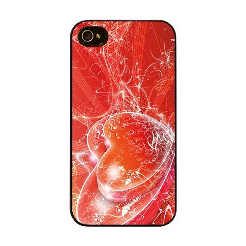 Diabloskinz H0026-0007-0020 Valentine7 Schutzhülle für Apple iPhone 4/4S