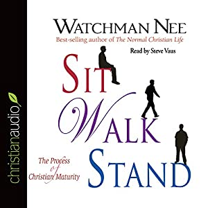 Sit Walk Stand Audiobook