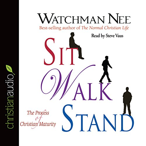 Sit Walk Stand: The Process of Christian Maturity Audiobook [Free Download by Trial] thumbnail