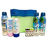 Panama Jack Sunscreen and Suntan Gift Sets (Family Outing Gift Set) Review