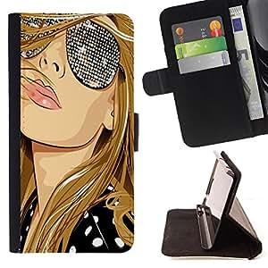 Dragon Case - FOR HTC One M8 - in my body - Caja de la carpeta del caso en folio de cuero del tir¨®n de la cubierta protectora Shell