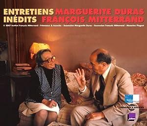 """Afficher """"Entretiens inédits Marguerite Duras-François Mitterrand"""""""