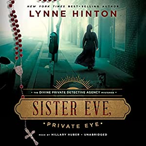 Sister Eve, Private Eye Audiobook