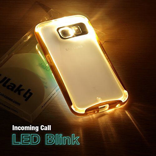 Image of ULAK [LUMENAIR] Incoming Call Flash Shock-Absorbing Glow Bumper and Ultra