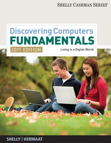 [PDF] Discovering Computers Fundamentals 2011 Edition Free Download | Publisher : Course Technology | Category : Computers & Internet | ISBN 10 : 1439079455 | ISBN 13 : 9781439079454