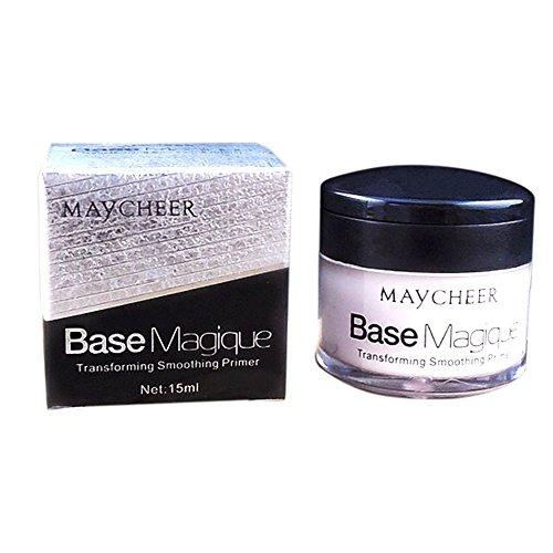 - Base Magique Transforming Smoothing Primer Waterproof Face Concealer Makeup Cream