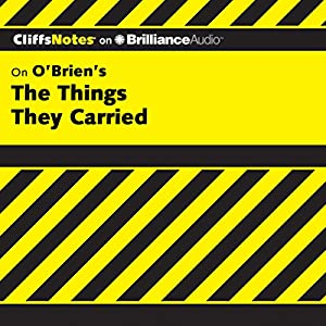 The Things They Carried: CliffsNotes Audiobook