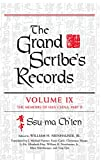img - for The Grand Scribe's Records, Volume IX: The Memoirs of Han China, Part II book / textbook / text book