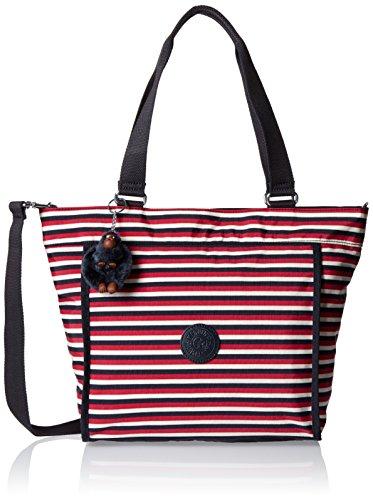 Stripes Sugar Women's Multicolour Kipling New Tote S Shopper qUwn0gPx
