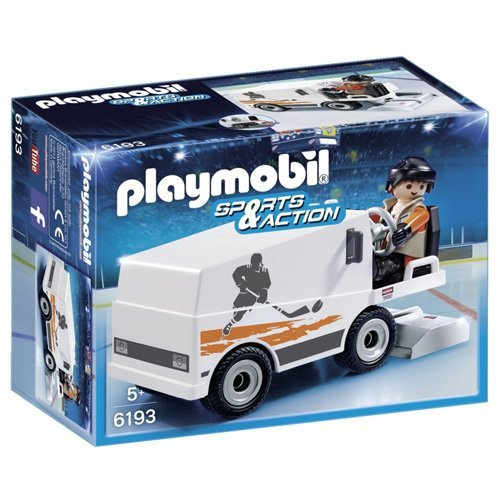 GAMES & TOYS|PLAYMOBIL|SPORTS & ACTION Playmobil Sports Action Ice Resurfacer