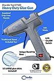 Chandler Tool Hot Glue Gun - 100 Watt Industrial