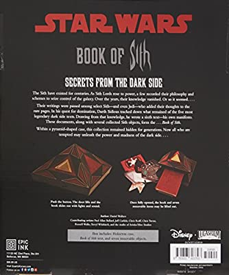 Star Wars - Book of Sith: Secrets from the Dark Side: Amazon.es: Wallace, Daniel: Libros en idiomas extranjeros