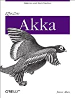 Effective Akka Front Cover