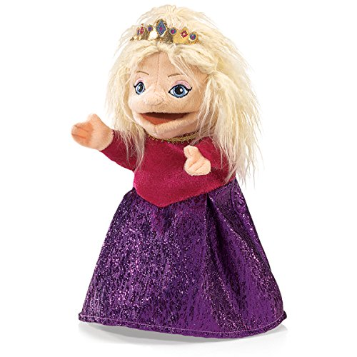 Folkmanis Royal Princess Character Hand Puppet