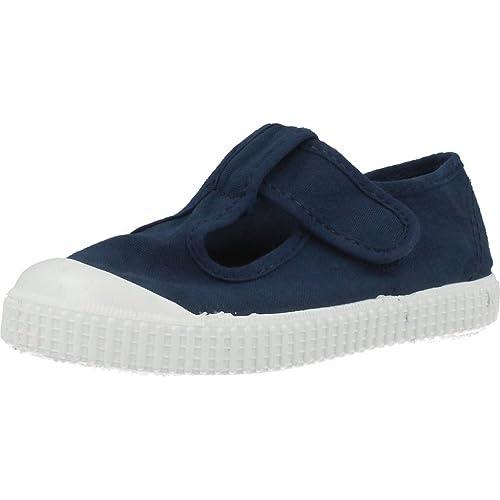 Victoria 1915 Sandalia Lona Tintada Velcro, Zapatillas para Niños: Amazon.es: Zapatos y complementos