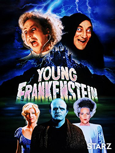 Young Frankenstein - The Marty Movie
