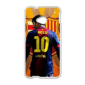 VOV Messi 10 Unicef Fashion Comstom Plastic case cover For HTC One M7