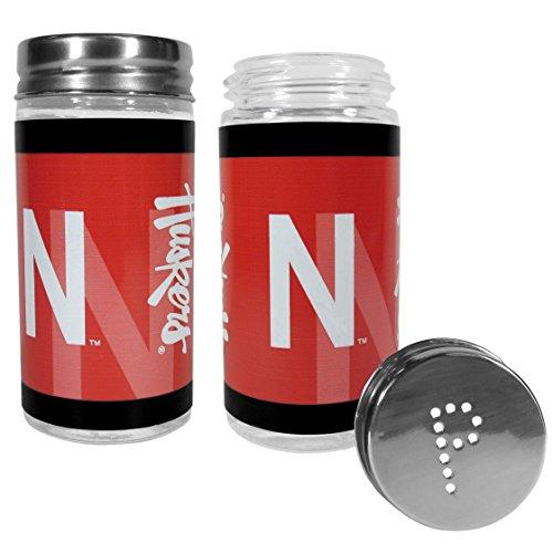 - NCAA Nebraska Cornhuskers Tailgater Salt & Pepper Shakers